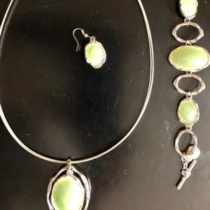 Jewelry - Necklace, bracket and both earrings!